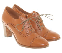 Second Hand  Ankle Boots mit Lyra-Lochung