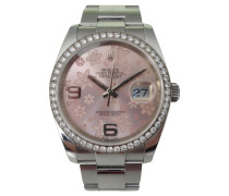 "Second Hand  ""Datejust Diamond"""
