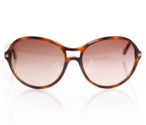 Second Hand Braune Sonnenbrille