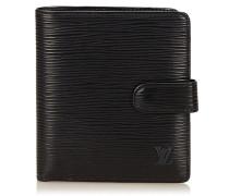 Second Hand  Epi Porte Billets Kompakt Bifold Wallet