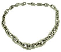 Second Hand Halskette aus Silber