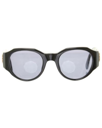 chanel damen second hand sonnenbrille in schwarz reduziert. Black Bedroom Furniture Sets. Home Design Ideas
