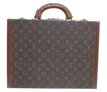 Second Hand Aktenkoffer aus Monogram Canvas