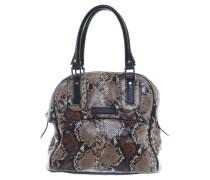 Second Hand Handtasche mit Python-Muster