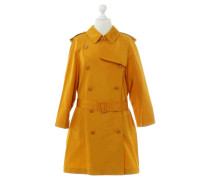 Second Hand Trenchcoat in Orange