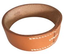 Second Hand  Leder-Armband