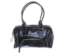 Second Hand Handtasche mit Reißverschluss-Details