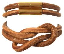 Second Hand Armband aus Leder