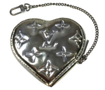 Second Hand Geldbörse Herz aus Monogram Miroir