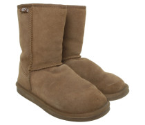 Second Hand  Boots mit Lammfell-Futter