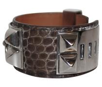 """Second Hand  Armband """"Collier de Chien Alligatorenleder"""""""