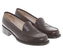 Second Hand Loafer in Dunkelbraun