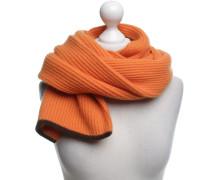 Second Hand  Kaschmirschal in Orange