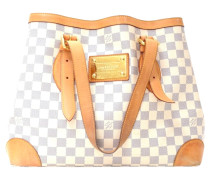 "Second Hand  ""Hampstead MM Damier Azur Canvas"""