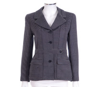 Second Hand  Navy Cream Blazer