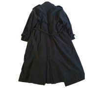 Second Hand Mantel Blau