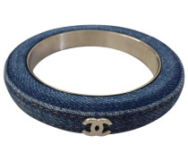 Armband Metall Blau