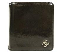 Second Hand VINTAGE Chanel Lackleder Portemonnaies