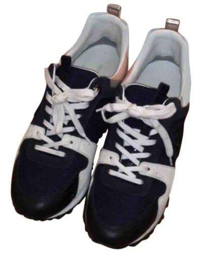 Second Hand Run Away Leder Sneakers