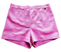 Second Hand Shorts Baumwolle Rosa