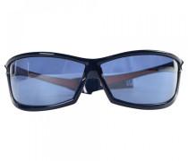 Sonnenbrillen Kunststoff Blau