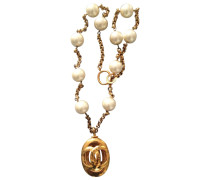 Halskette Metall Gold