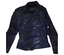 Second Hand Leder jacke