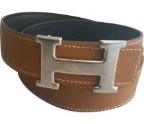 Second Hand H Leder Gürtel