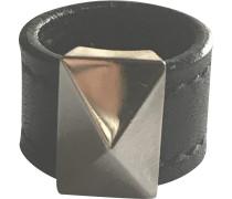 Second Hand Collier de chien  Leder Ringe