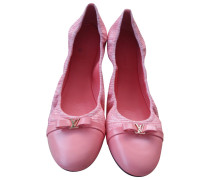 Second Hand Leinen Ballerinas
