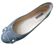 Second Hand Leder ballerinas