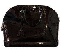 Second Hand Alma Lackleder Handtaschen