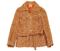 Second Hand Tweed kurze jacke