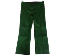 Hose Wolle Grün