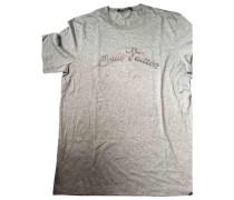 T-Shirt Baumwolle Grau