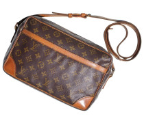 Second Hand Trocadéro Leder Cross body tashe