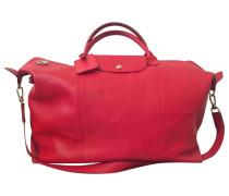 Pliage Leder reisetaschen