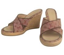 Second Hand Leintuch sandalen