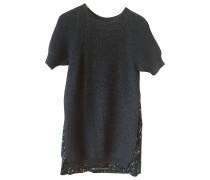 Wolle Mini kleid