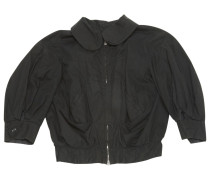 Second Hand Seide blouson