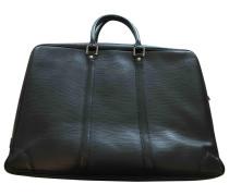 Second Hand Leder Business tasche