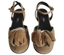 Samt sandalen