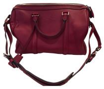 Handtasche Sofia Coppola Leder Bordeauxrot