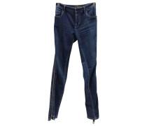 Second Hand Jeans Baumwolle Marine