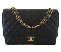 Second Hand ChanelTimeless/Classique Leder Handtaschen