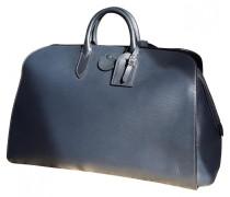 Tasche Leder Blau