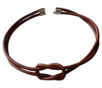 Second Hand Leder collier