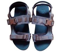 Second Hand Leder sandales