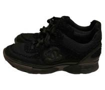 Second Hand ChanelMit pailletten Sneakers