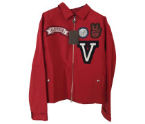 Second Hand Jacke.Blouson Rot